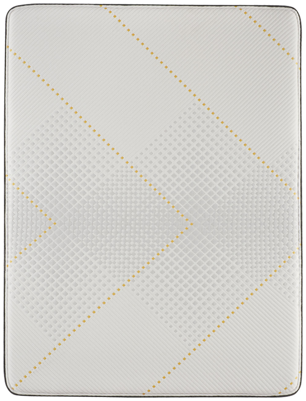 Beautyrest - BRX 1000-IP Hybrid Extra Firm Mattress with BR Advanced Motion Base