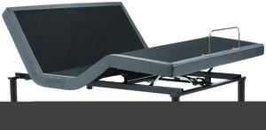 Thumbnail of Beautyrest - BR Black L Class Plush Mattress with BR Advanced Motion Base