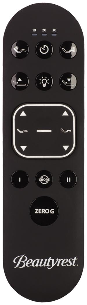 Thumbnail of Beautyrest - BR Black L Class Medium Mattress with BR Black Luxury Motion Base