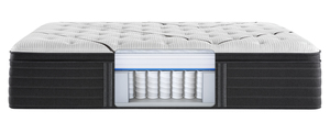 Thumbnail of Beautyrest - BR Black L Class Medium PT Mattress with BR Black Luxury Motion Base