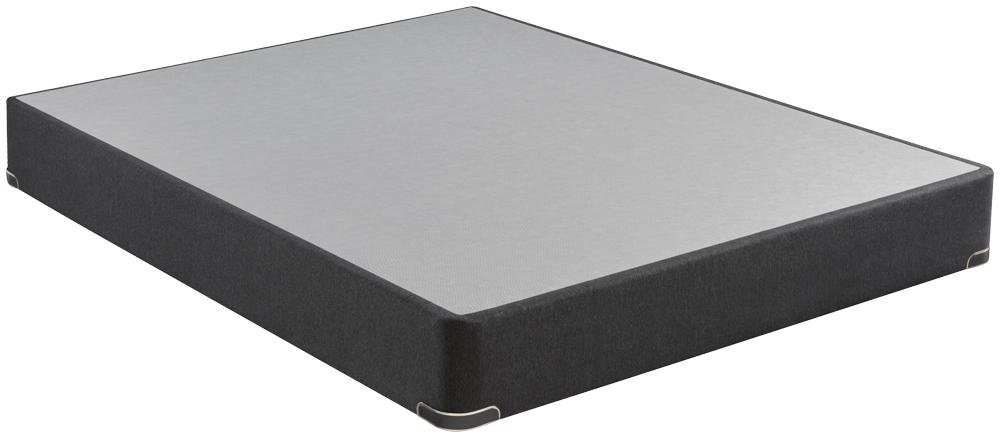 Beautyrest - BR Black L Class Plush PT Mattress with Low Profile Box Spring