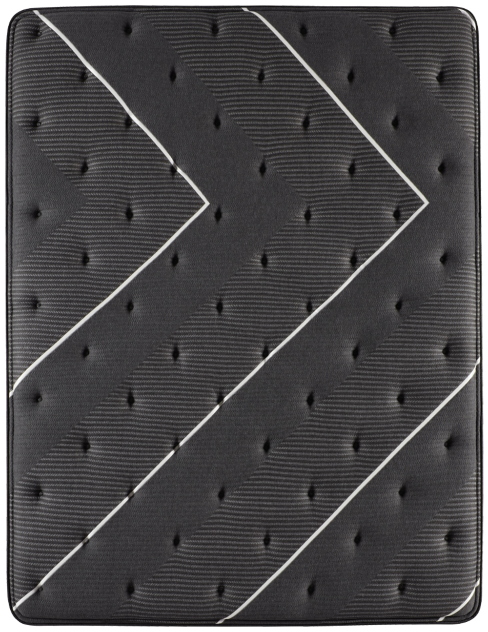 Beautyrest - BR Black C Class Medium Mattress with BR Advanced Motion Base