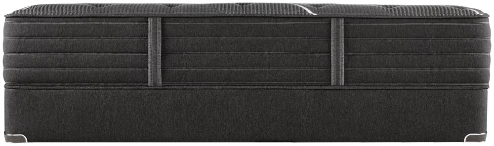 Beautyrest - BR Black C Class Medium Mattress with Standard Box Spring
