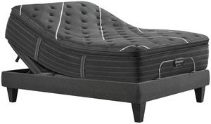 Thumbnail of Beautyrest - BR Black C Class Medium PT Mattress with BR Black Luxury Motion Base