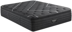 Thumbnail of Beautyrest - BR Black C Class Medium PT Mattress with BR Black Luxury Motion Base