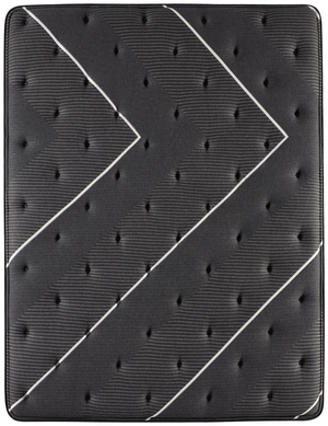 Thumbnail of Beautyrest - BR Black C Class Medium PT Mattress with BR Advanced Motion Base