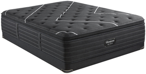 Thumbnail of Beautyrest - BR Black C Class Medium PT Mattress with Low Profile Box Spring