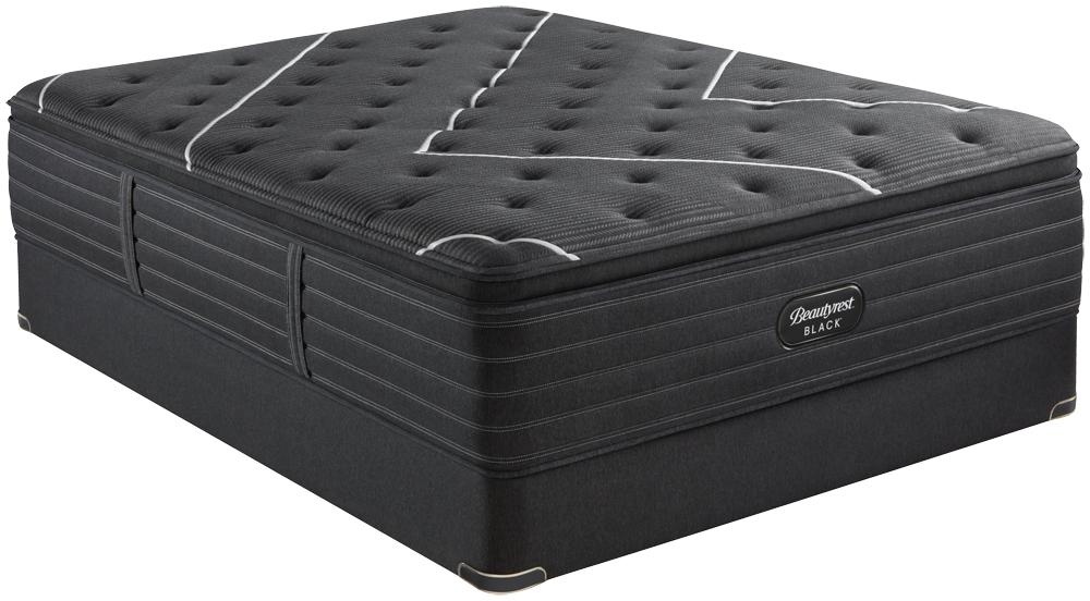 Beautyrest - BR Black K Class Firm PT Mattress with Standard Box Spring