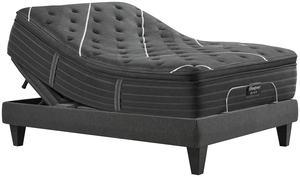 Thumbnail of Beautyrest - BR Black K class Firm PT Mattress with BR Black Luxury Motion Base