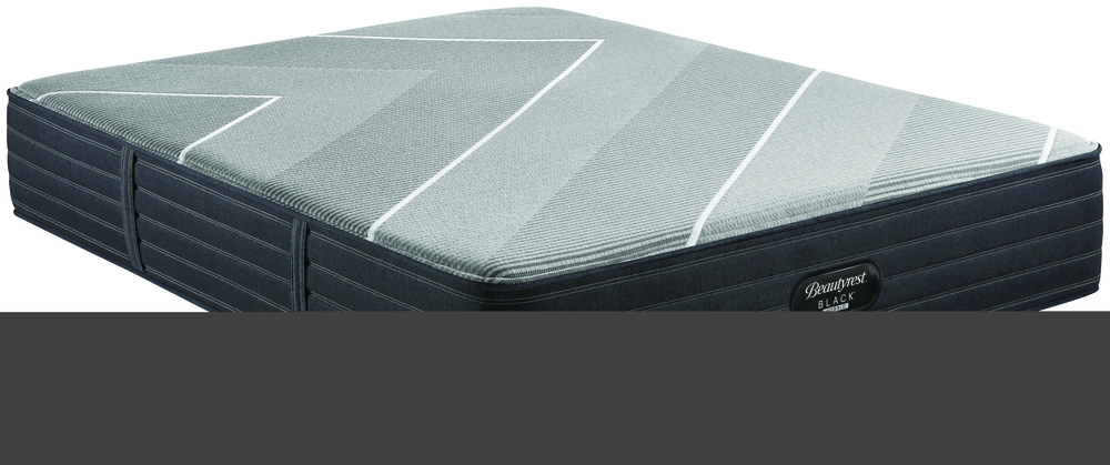 Beautyrest - Beautyrest Black X Class Hybrid Medium Mattress with BR Black Luxury Motion Base