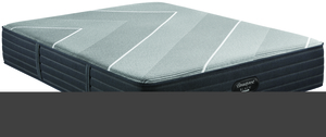 Thumbnail of Beautyrest - Beautyrest Black X Class Hybrid Plush Mattress with BR Black Luxury Motion Base