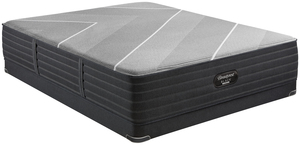 Thumbnail of Beautyrest - Beautyrest Black X Class Hybrid Firm Mattress with Low Profile Box Spring