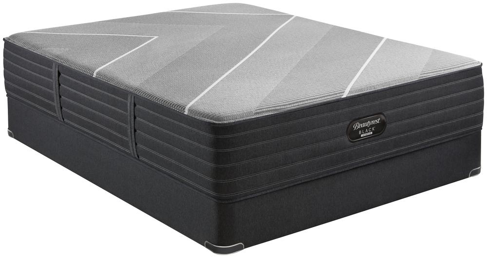 Beautyrest - Beautyrest Black X Class Hybrid Ultra Plush Mattress with Standard Spring