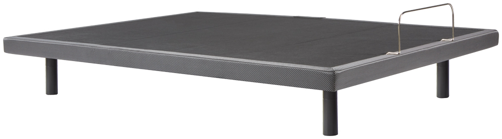 Beautyrest - Beautyrest Harmony Lux Carbon Plush Mattress with BR Advanced Motion Base