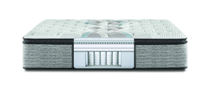 Thumbnail of Beautyrest - Beautyrest Harmony Lux Carbon Medium Pillowtop Mattress with BR Advanced Motion Base