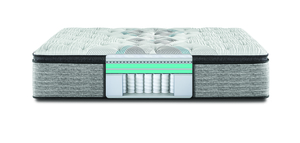 Thumbnail of Beautyrest - Beautyrest Harmony Lux Diamond Ultra Plush Pillowtop Mattress with BR Advanced Motion Base