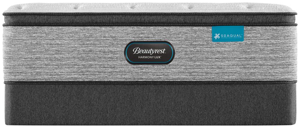 Beautyrest - Beautyrest Harmony Lux Diamond Ultra Plush Pillowtop Mattress with Standard Box Spring