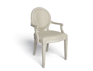 Thumbnail of Stanley Furniture - Oval Arm Chair