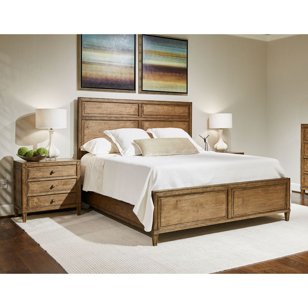 STANLEY FURNITURE - Bluffton Panel Bed