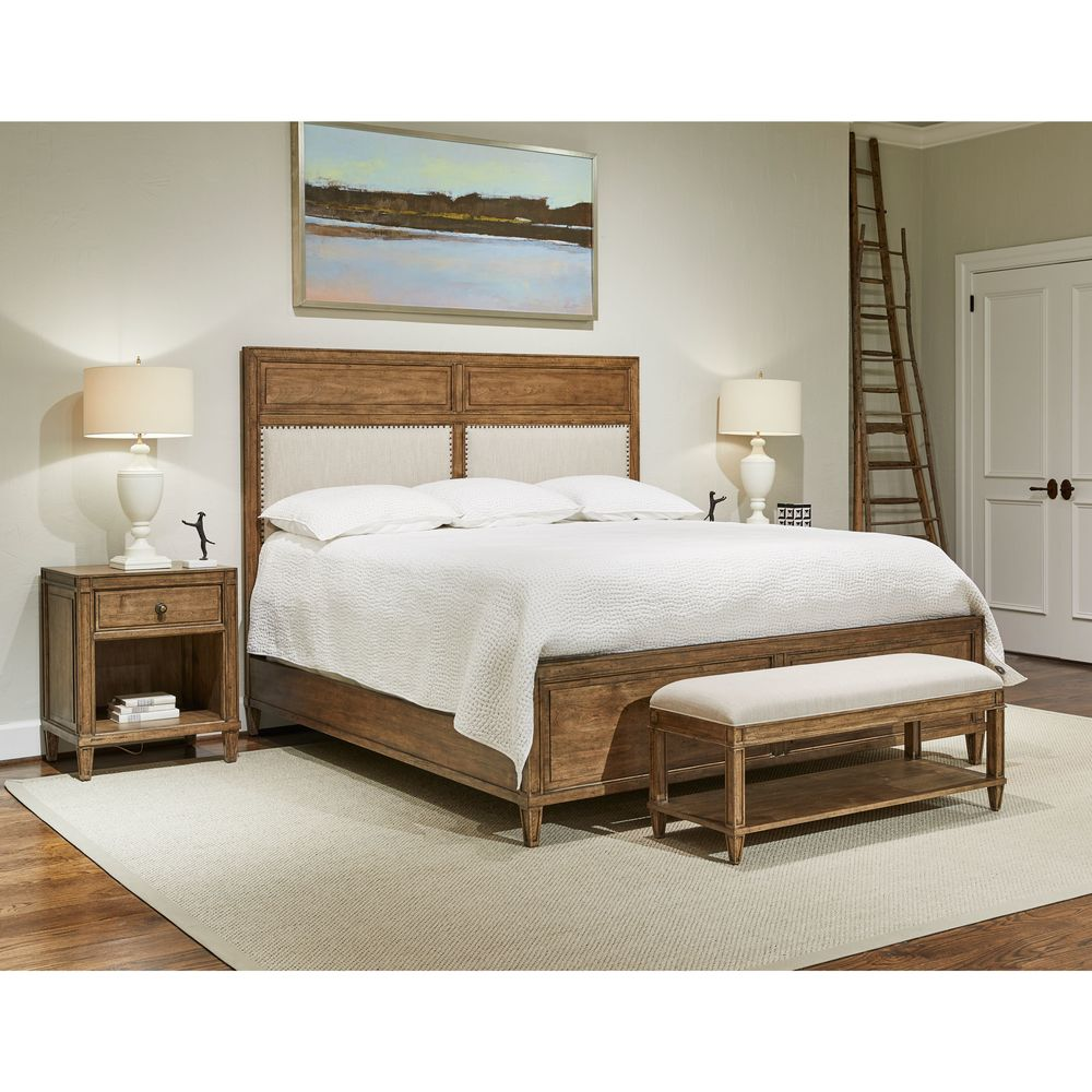 Stanley Furniture - Bluffton Upholstered Bed