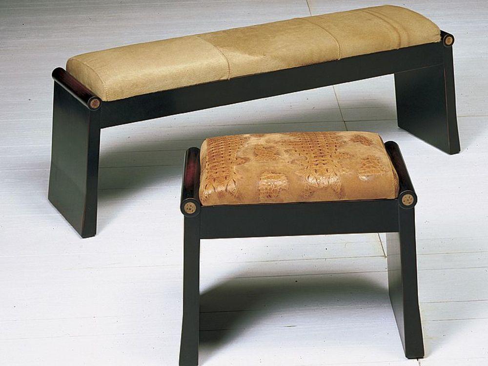 Stone International - One Seat Bench