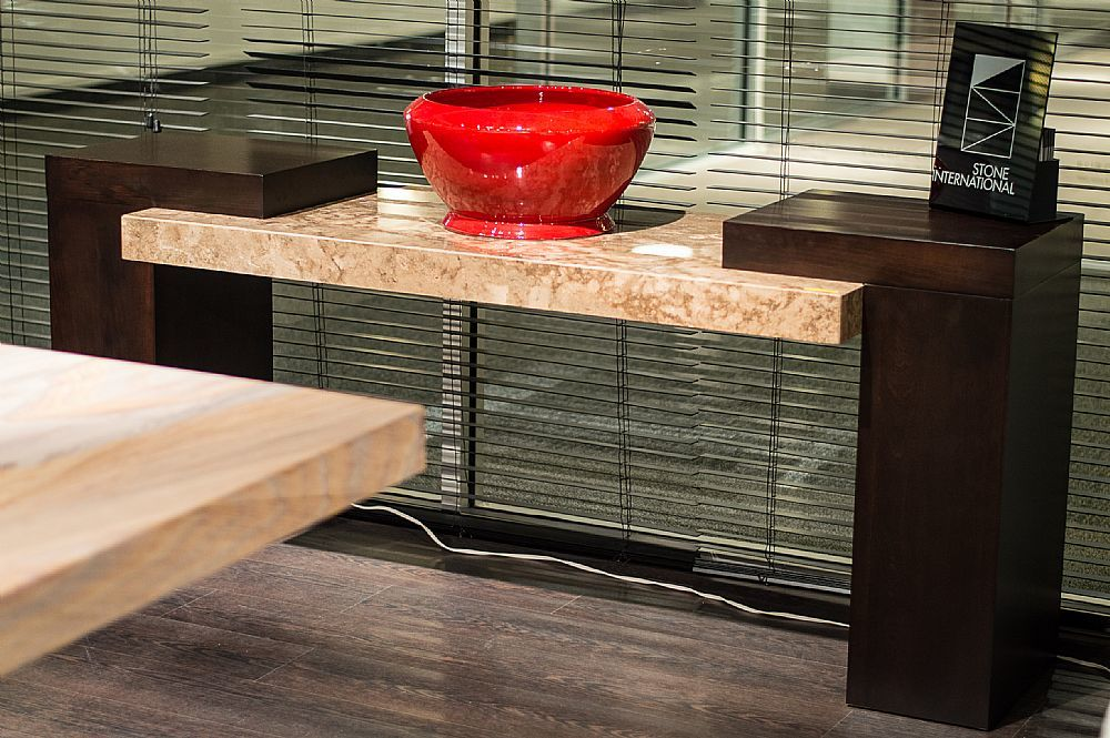 Stone International - Console Table