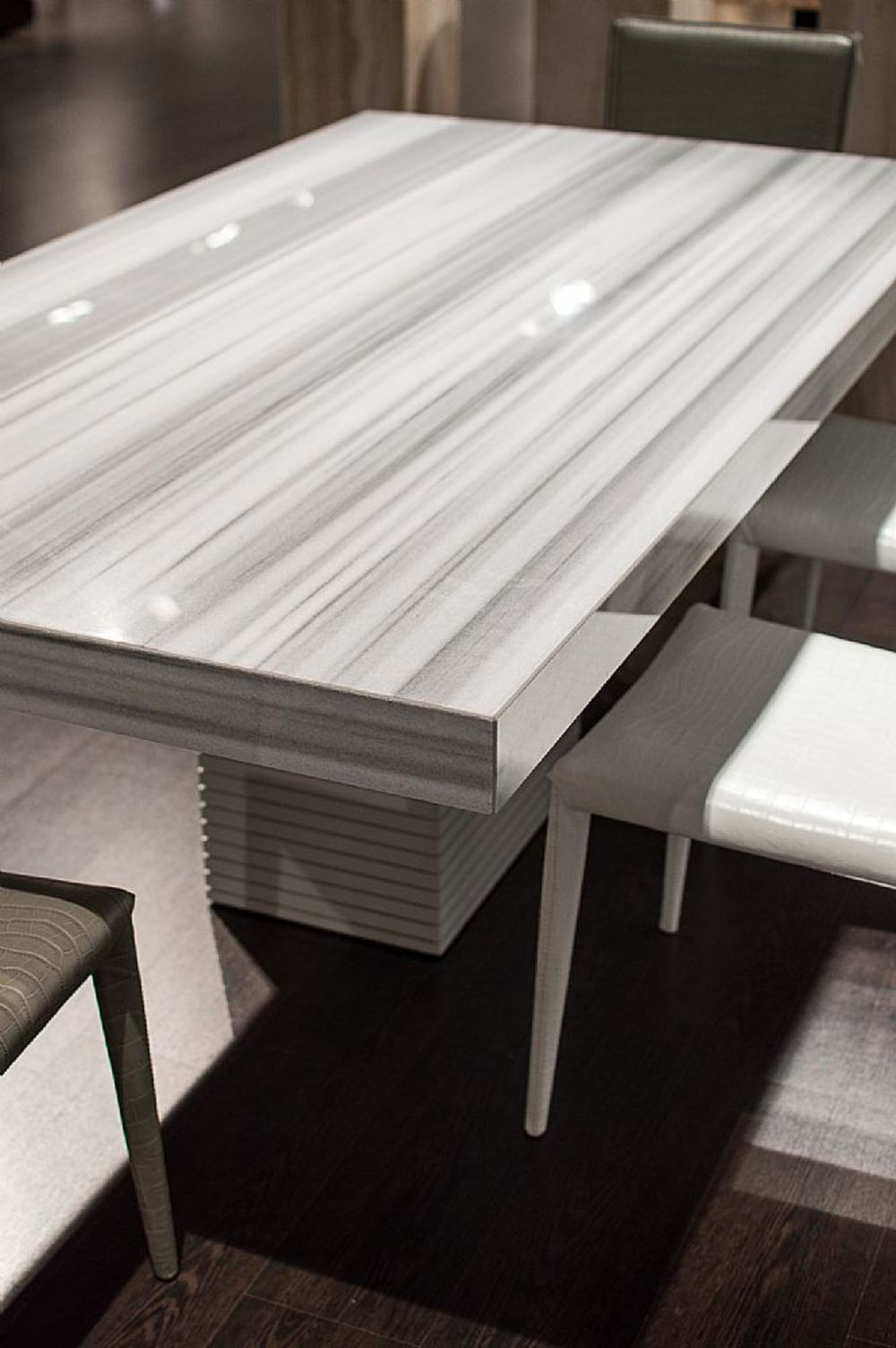 Stone International - Dining Table