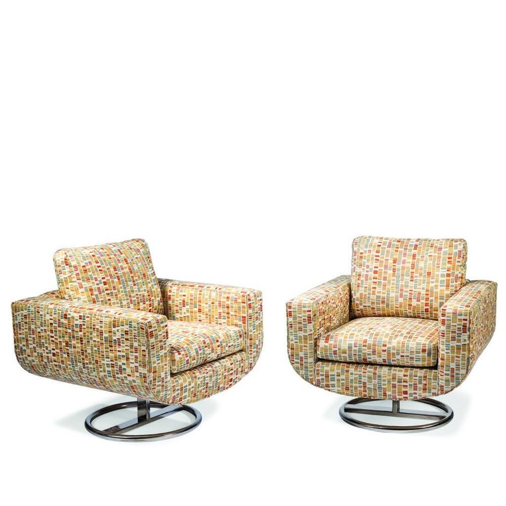 Swaim Kaleidoscope - Swivel Chair