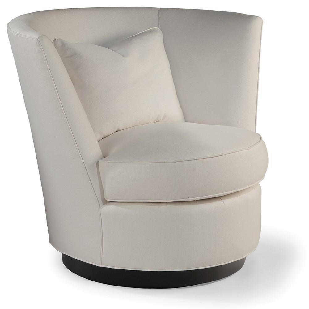 Swaim Originals - Armless Swivel Chair