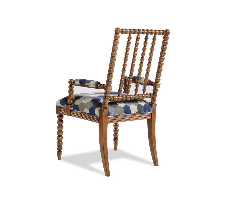Taylor King Fine Furniture - Hawkins Arm Chair