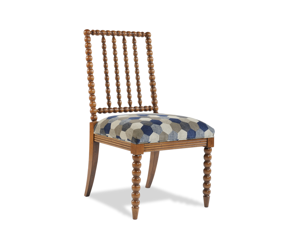 Taylor King Fine Furniture - Hawkins Armless Chair