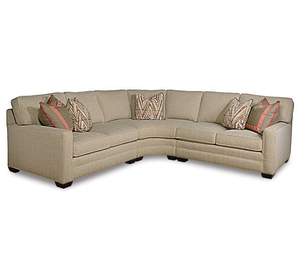 Thumbnail of Taylor King Fine Furniture - Loveseat Quarter Turn and Loveseat Sectional