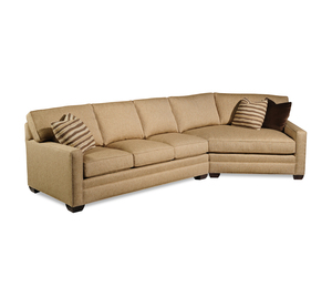 Thumbnail of Taylor King Fine Furniture - Sofa and Cuddle Chaise Sectional