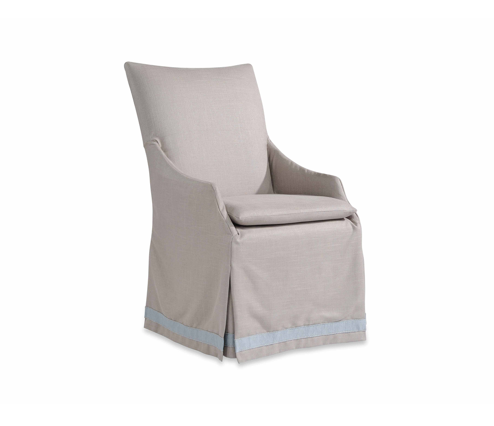 Taylor King Fine Furniture - Slipcover Dining Chair