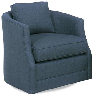 Thumbnail of Temple Furniture - Jett Swivel Chair