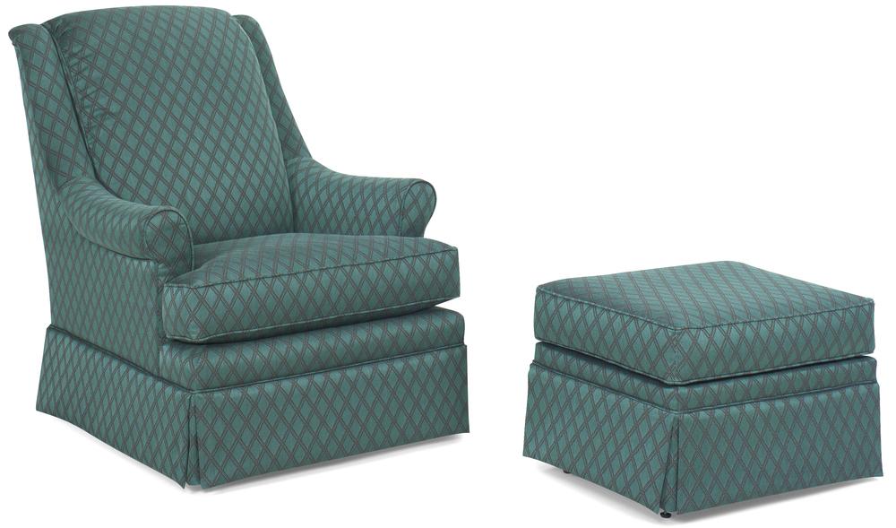 Temple Furniture - Robin Glider Swivel