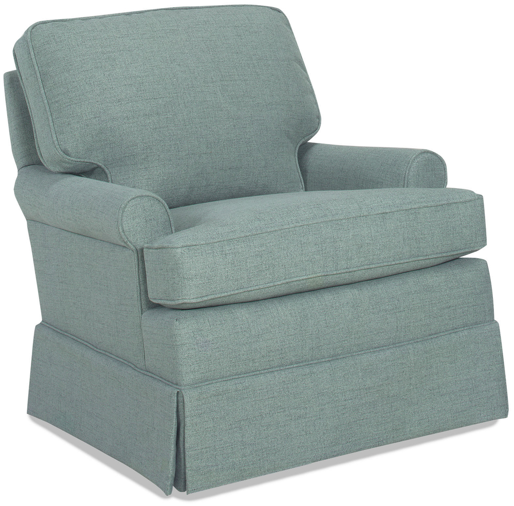Temple Furniture - Colby Swivel Glider