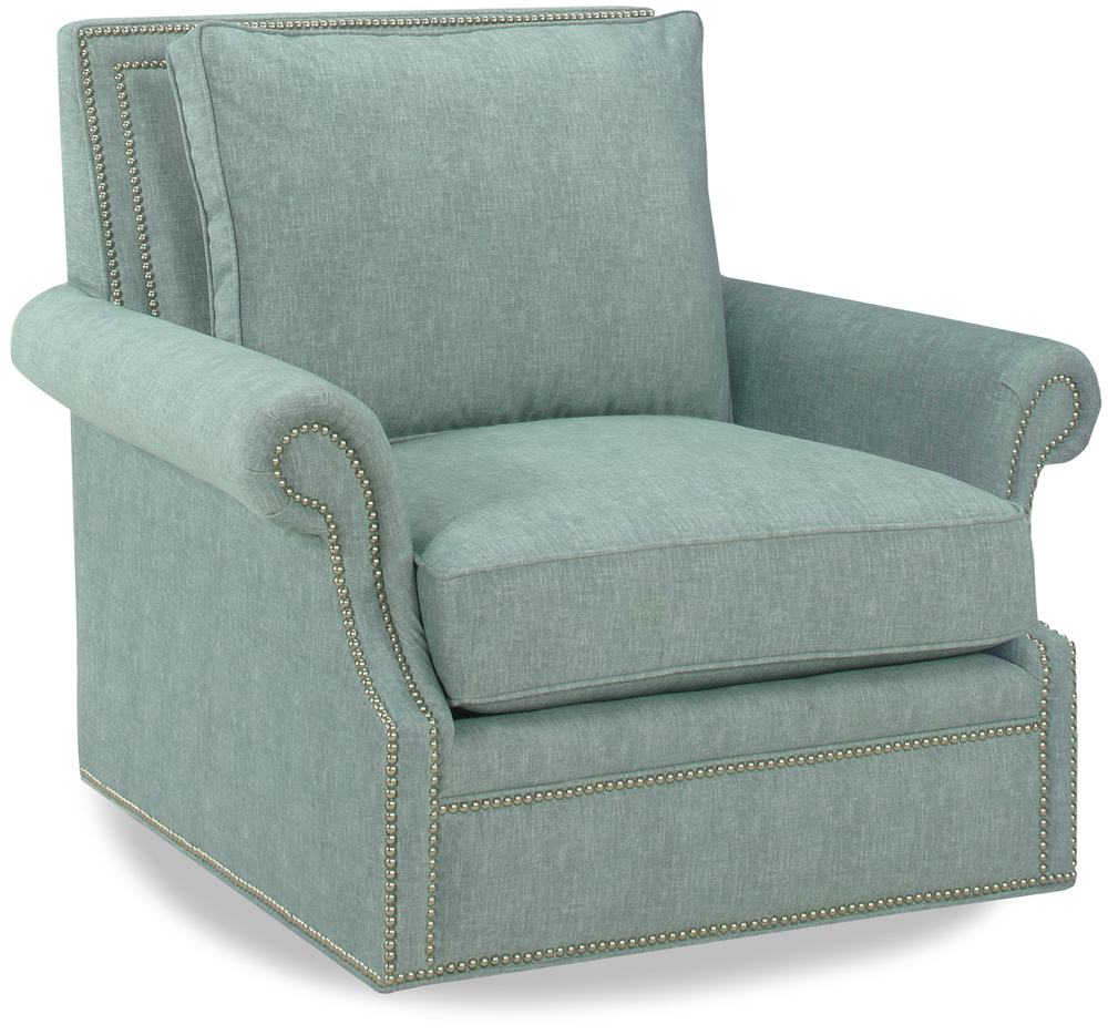 Temple Furniture - Patterson Swivel Chair