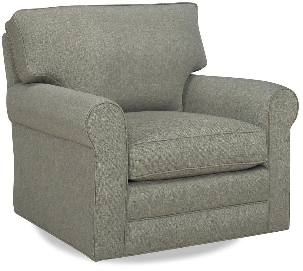 Temple Furniture - Corbin Swivel Chair