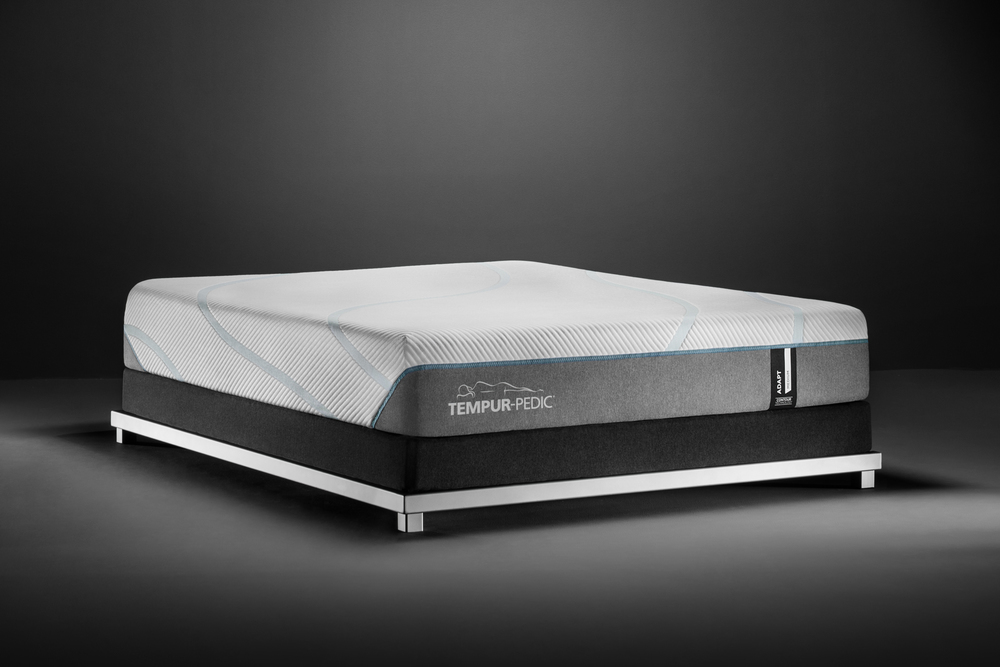 Tempur-Pedic - Adapt Medium Mattress with Ultra Low Profile Box Spring