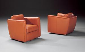 Thumbnail of Thayer Coggin - Swivel Chair