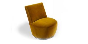 Thumbnail of Thayer Coggin - Armless Swivel Chair