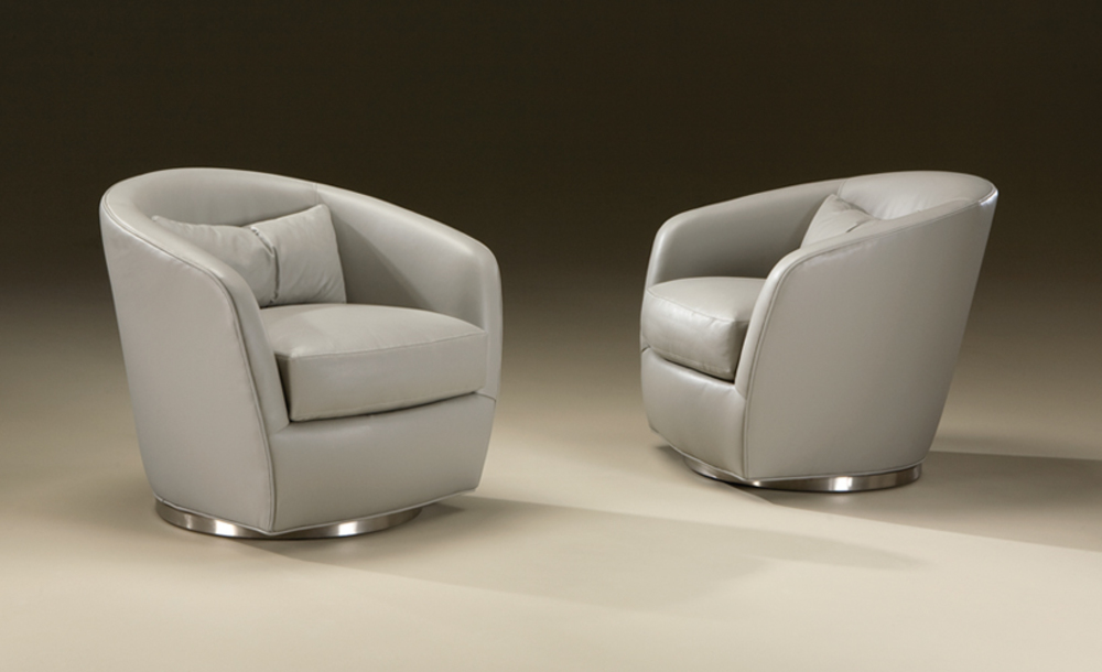 Thayer Coggin - Swivel Chair