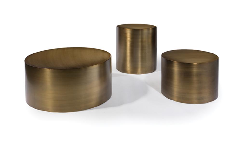Thayer Coggin - Drum Table