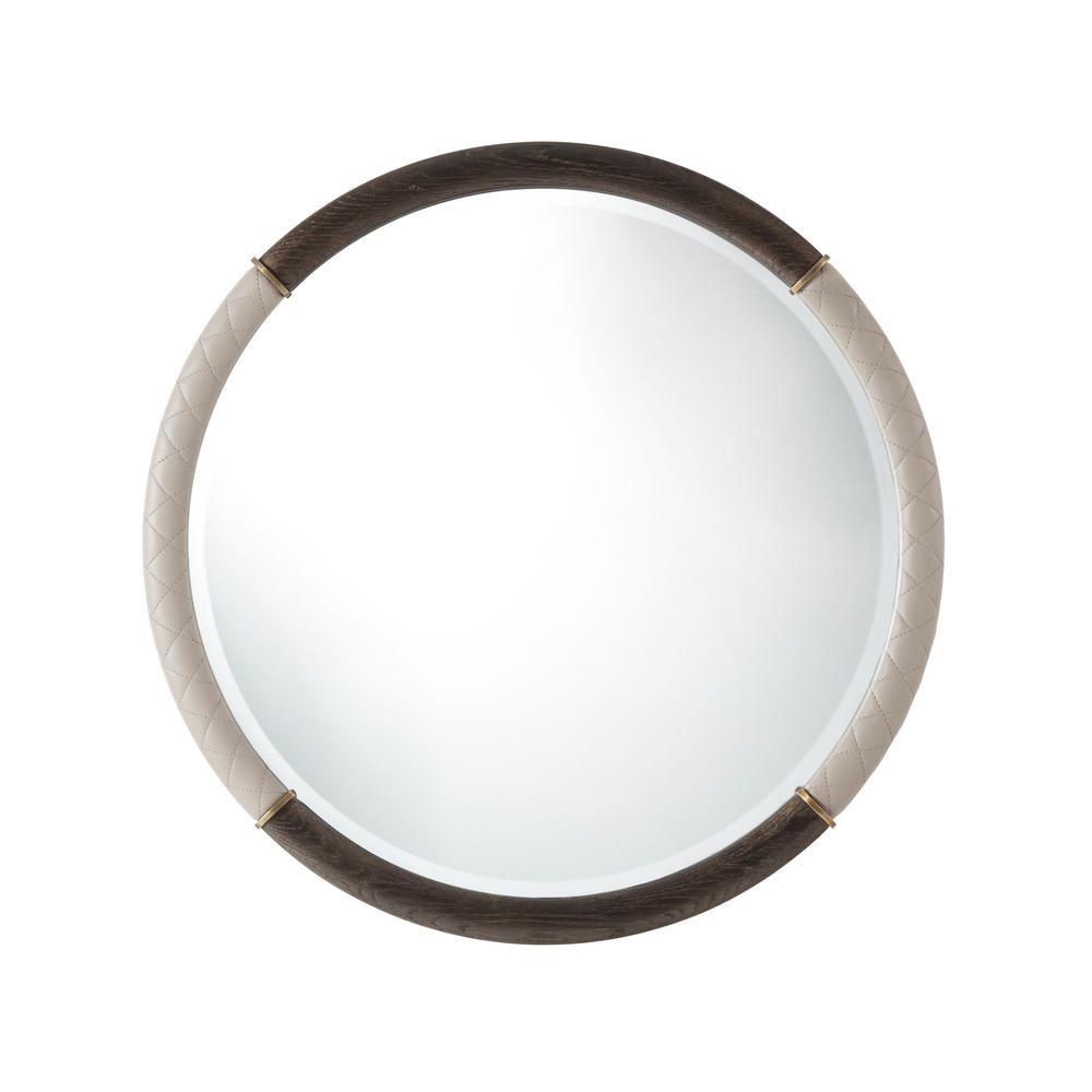 Theodore Alexander - Devona Circular Wall Mirror