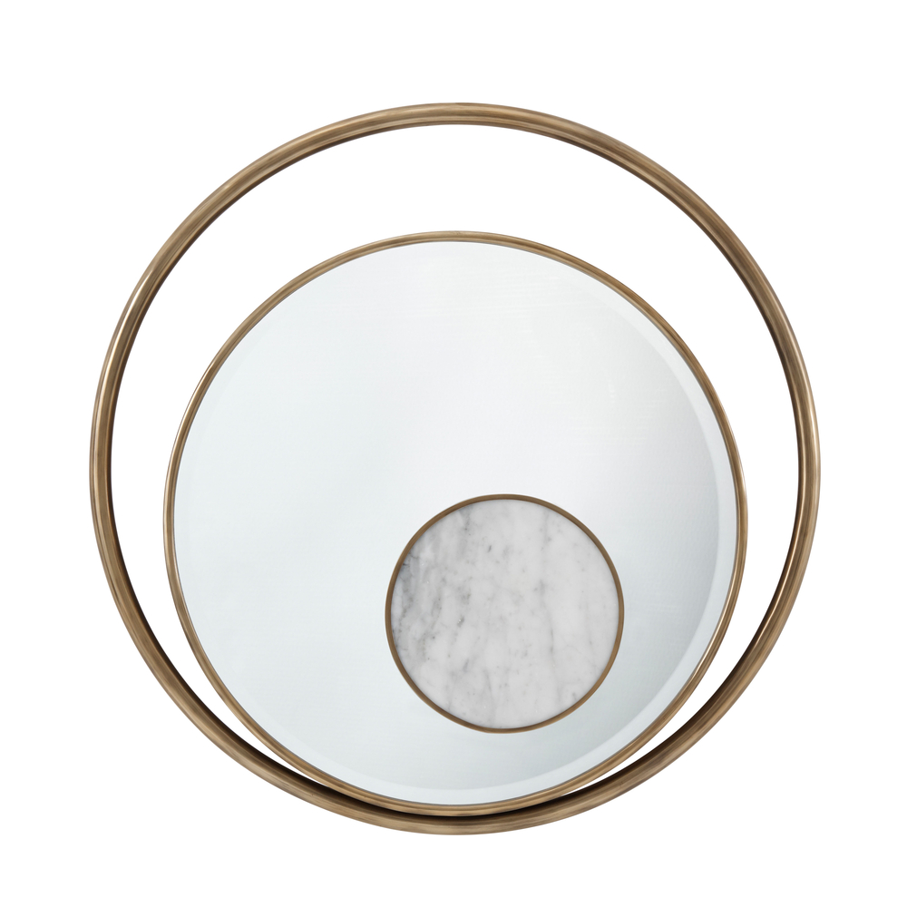 Theodore Alexander - Iconic Round Mirror