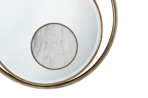 Thumbnail of Theodore Alexander - Iconic Round Mirror
