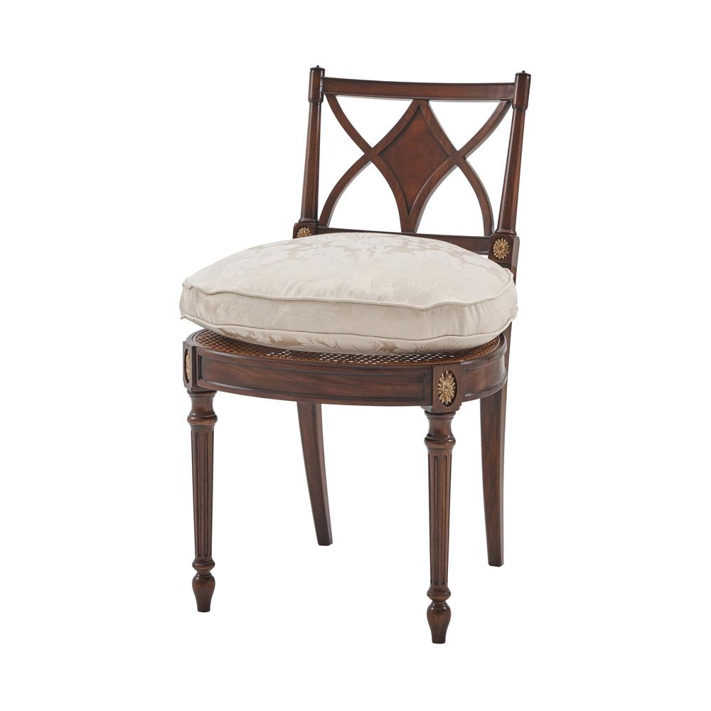 Theodore Alexander - Sheraton's Dainty Dining Chair