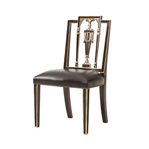 Thumbnail of THEODORE ALEXANDER - Formal Lines Side Chair