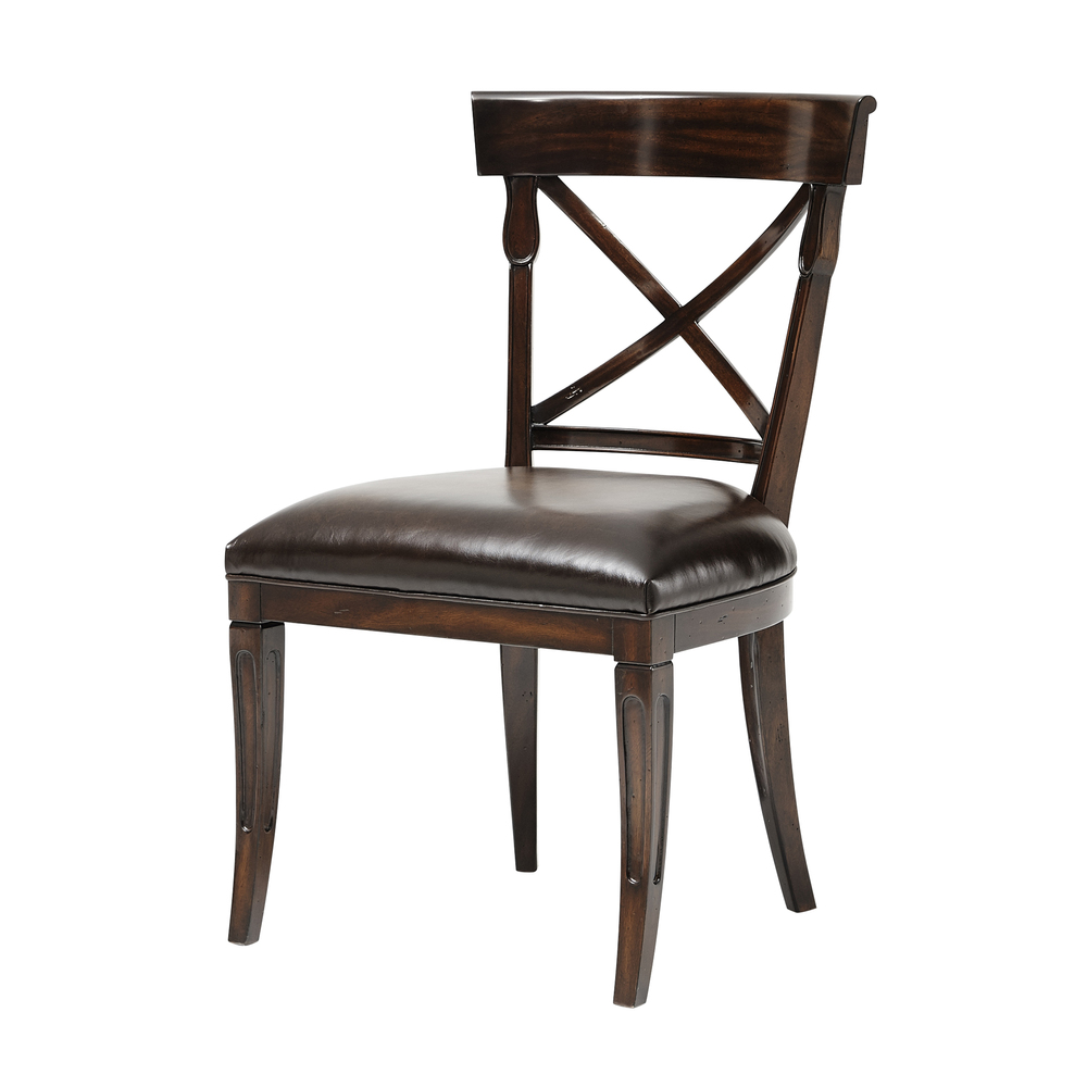THEODORE ALEXANDER - Brooksby Side Chair